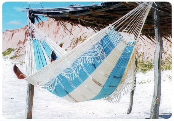 Плетёный гамак из Колумбии
