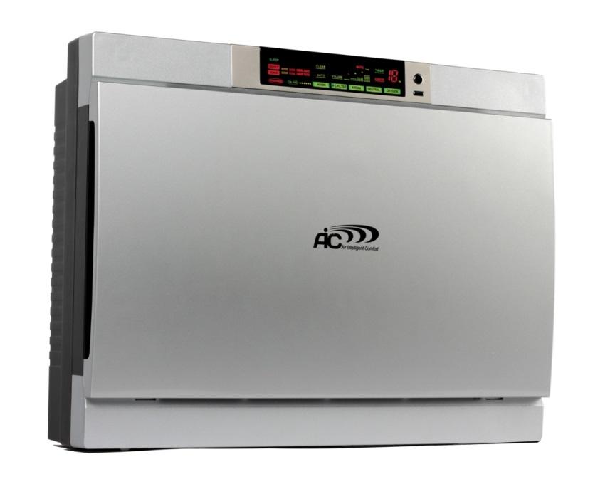 Очиститель воздуха с функцией ионизации