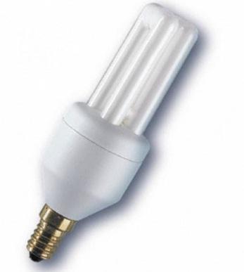 Энергосберегающая лампа E 14