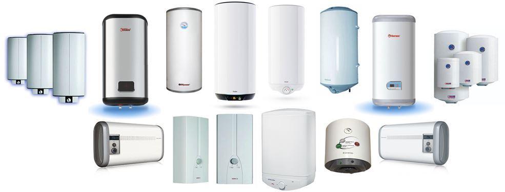 Модели водонагревателей для квартиры и дома
