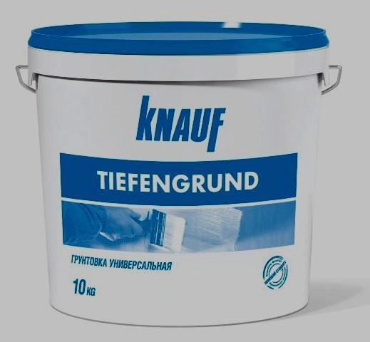 Универсальная грунтовка фирмы Knauf
