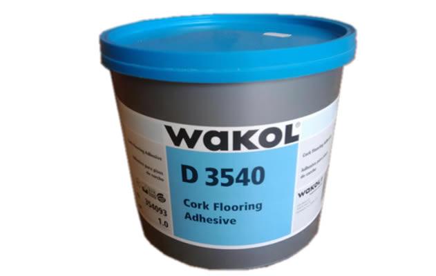 Клей для пробкового пола Wakol D 3540